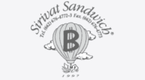 About Us Digital Marketing Sphere Agency Sirivat Sandwich Logo