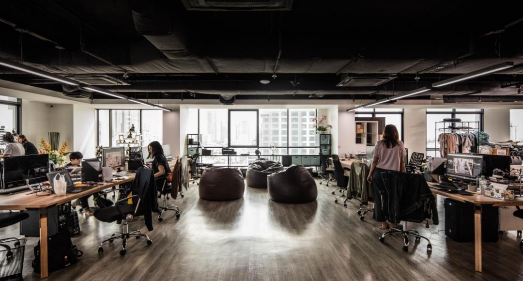 Digital Marketing Agency Sphere Agency Office Pic