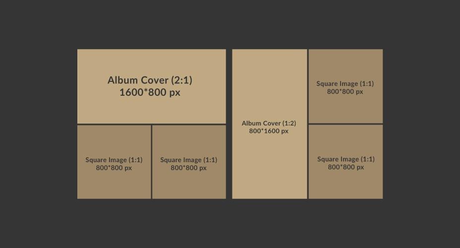 Facebook Album Size 2020