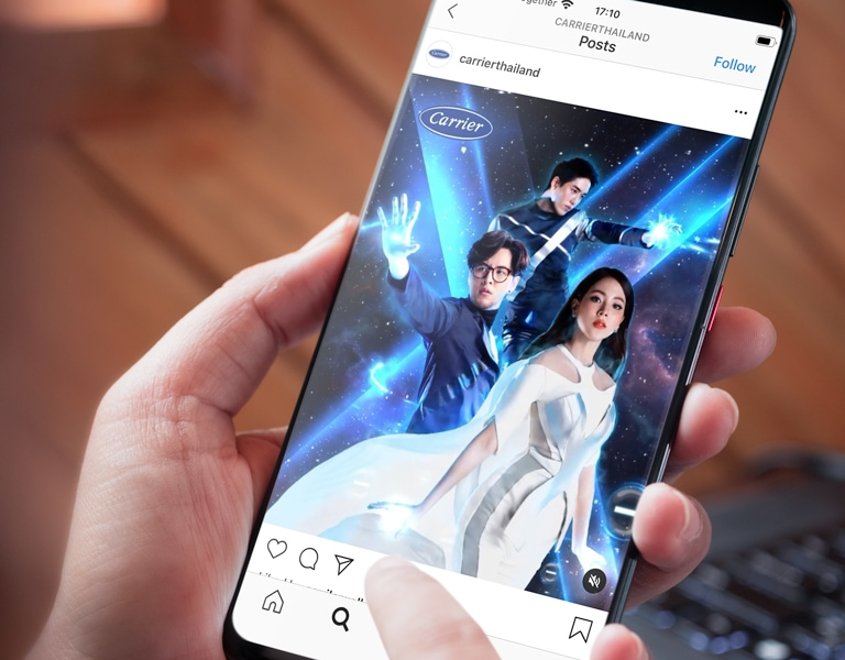 Instagram Advertising Sphere Agency Slide Mobile 02