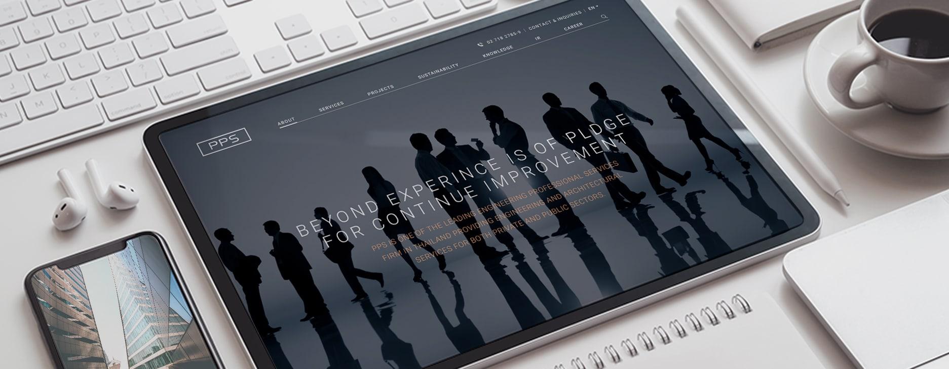 Web Design Sphere Agency Banner